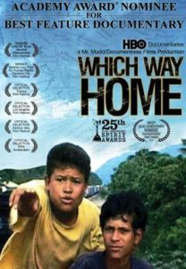 which way home Which way home looks at mexican and central american children trying to make their way to the us and a better life this perilous journey sends them into a system that ranges from.